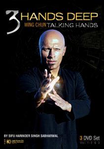 3 Hands Deep-3 DVD Set-FR