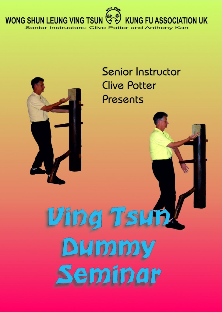 Review Clive Potters Ving Tsun Dummy Seminar Dvd Everything