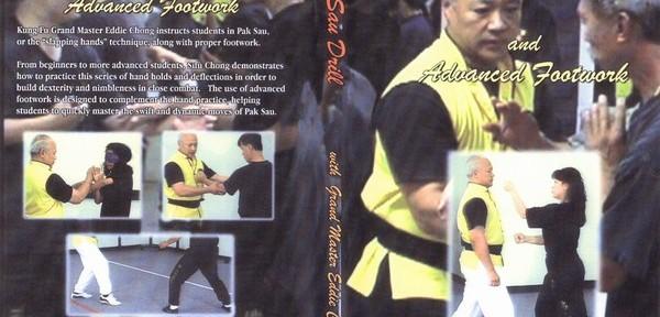 Review – Eddie Chong's Pak Sau Drill and Advanced Footwork