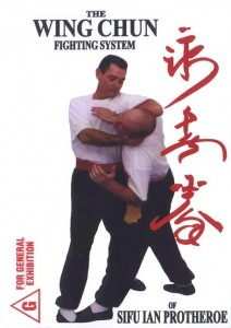 Ian Protheroe's DVD, The Wing Chun Fighting System