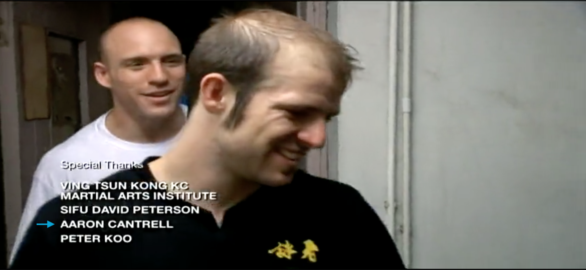Martial Quest S02E13 Wing Chun Special Thanks Aaron