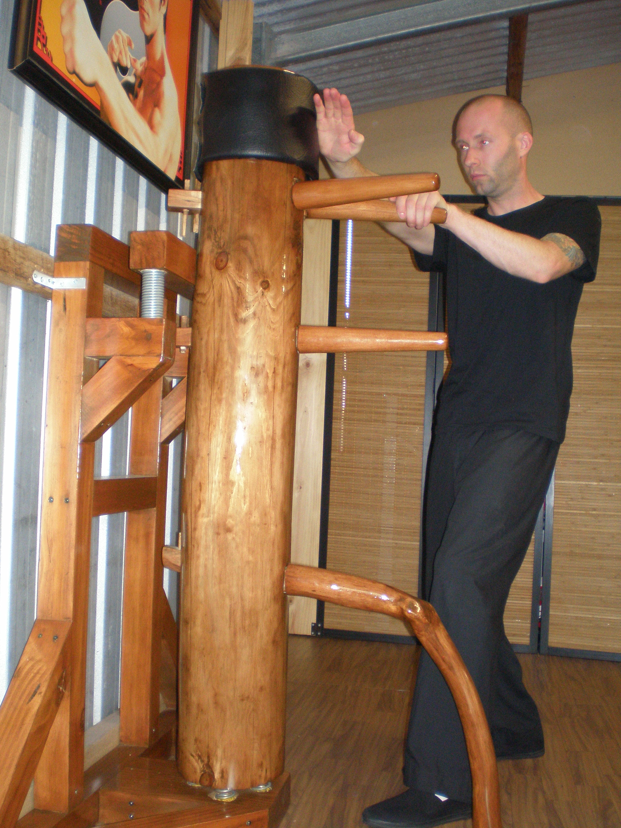 Review - Everything Wing Chun Dummy Pads - Everything Wing