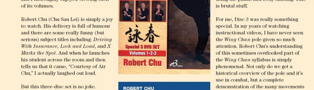 Review – Robert Chu Masterclass Wing Chun Kuen