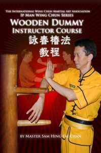 Sam Chan Instructors Course Wooden Dummy