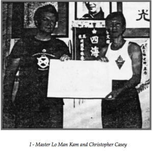 Lo Man Kam and Kai Sai