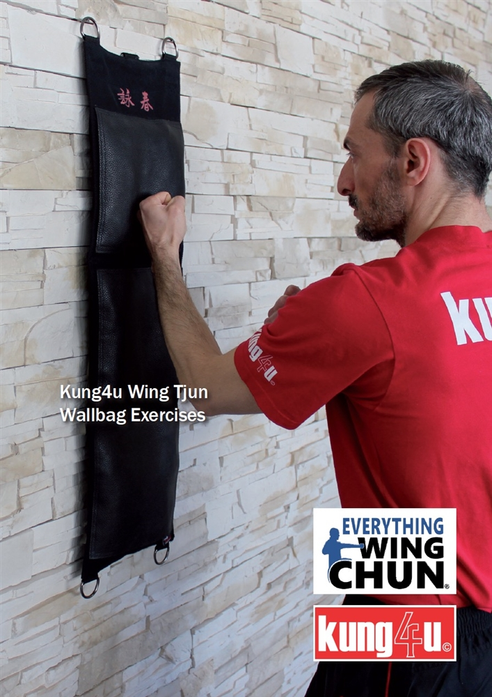 Reviw-Sifu Taner & Sifu Graziano - Wall Bag Training Exercise