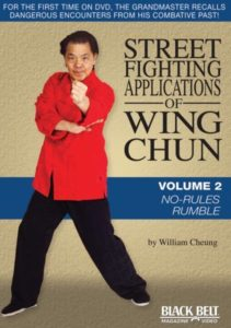 William Cheung's Street Fight Applications of Wing Chun DVD 2 – No Rules Rumble