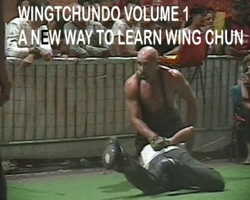 New! Sifu Fernandez's Wing Tchun Do