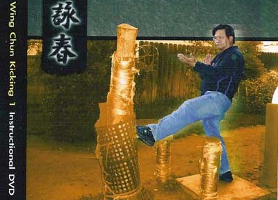 Review – Gary Lam's Wing Chun Kicking Instructional DVD