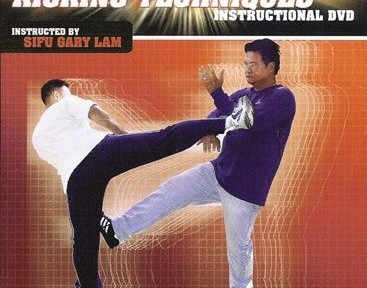 Review – Gary Lam's Awesome Kicking Techniques DVD