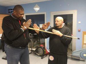 learning Wing Chun