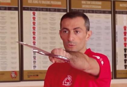 Sifu Taner's Thoughts on Training the Wing Chun Swords